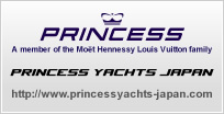 PRINCESS YACHTS JAPAN